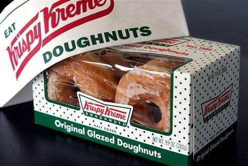 KRISPY KREME LAWSUIT