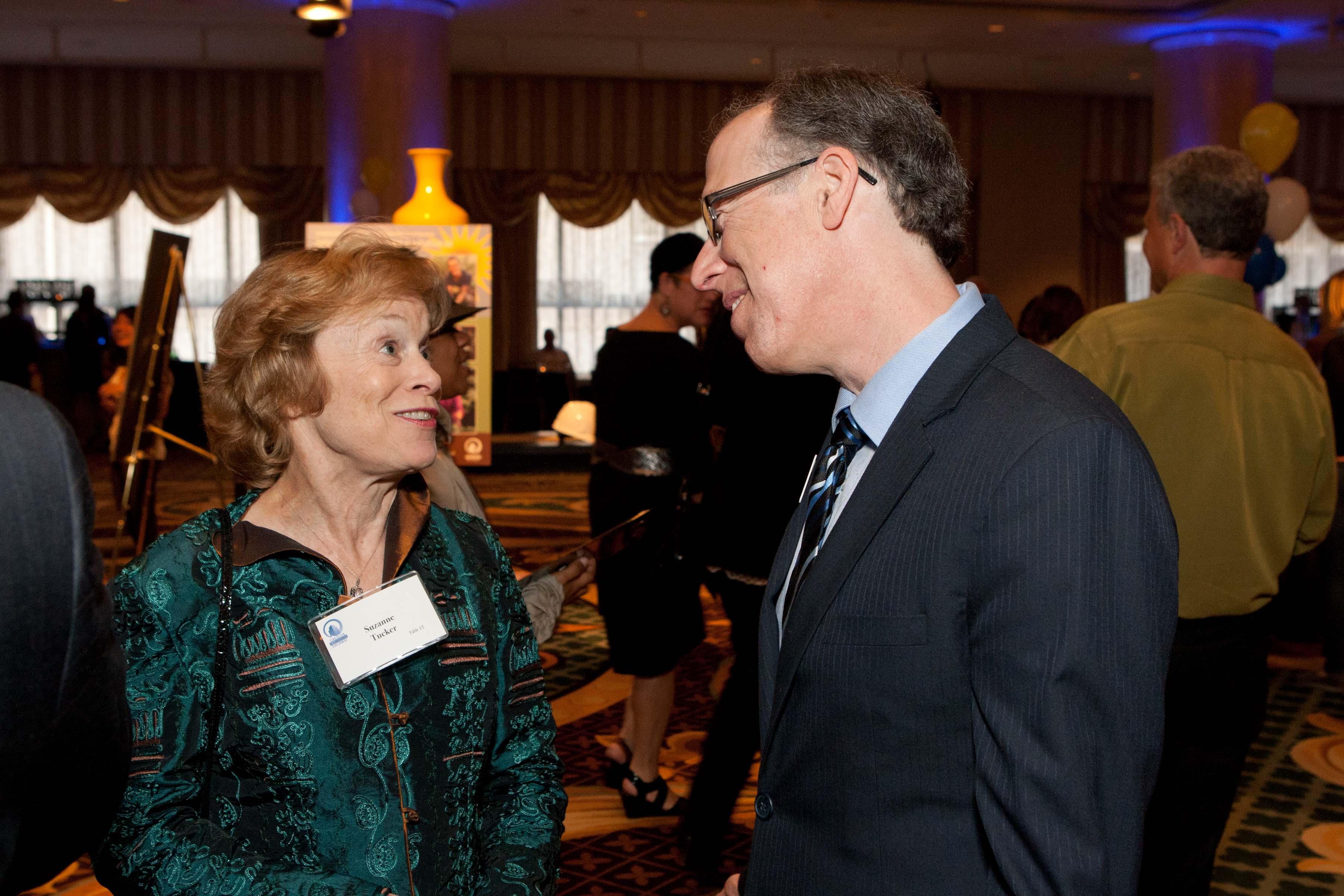 Suzanne Tucker, Don Falk