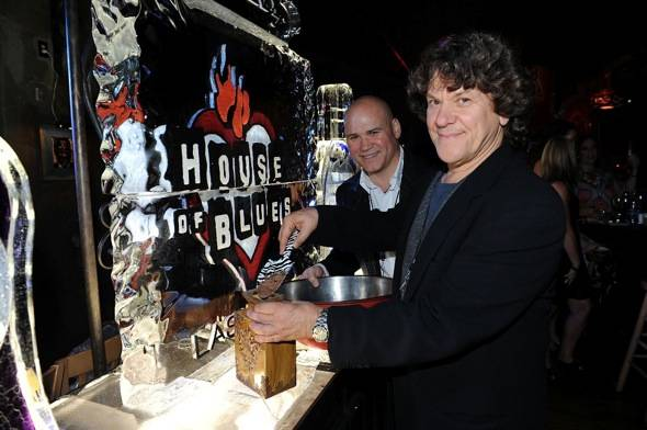 at House of Blues Las Vegas on May 4, 2012 in Las Vegas, Nevada.