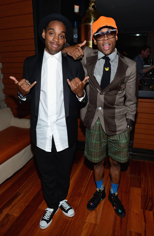 Designers Dee Jackson and Ricky Jackson