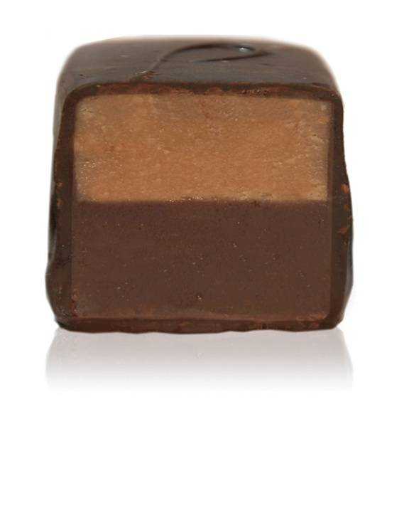 John Kelly Chocolates, Peanut Butter Fudge Truffle