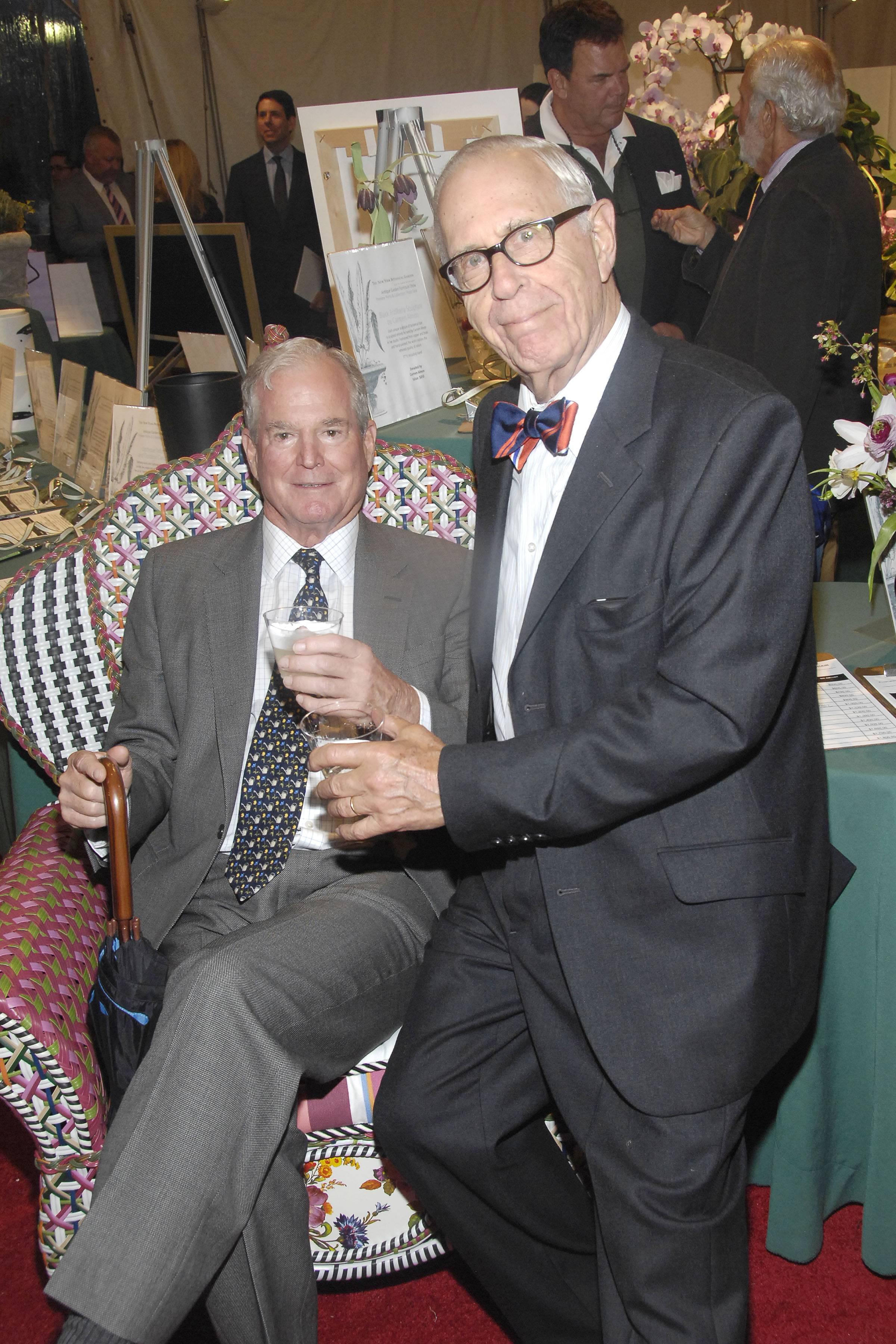 Fred Rheinstein and Coleman Burke