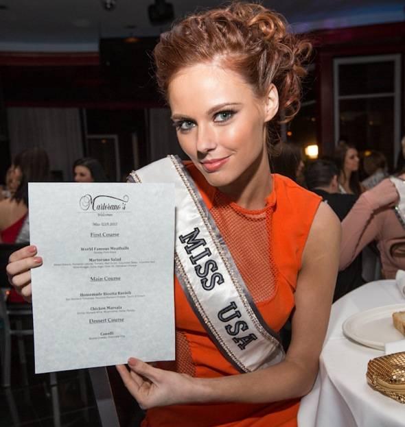 Miss USA 2011 Alyssa Campanella