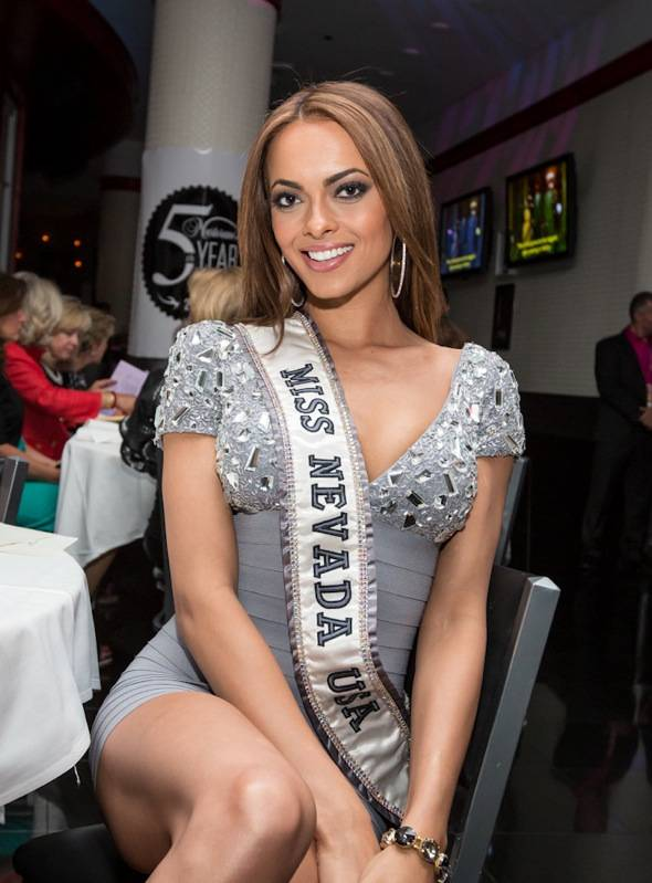 Miss Nevada 2012 Jade Kelsall