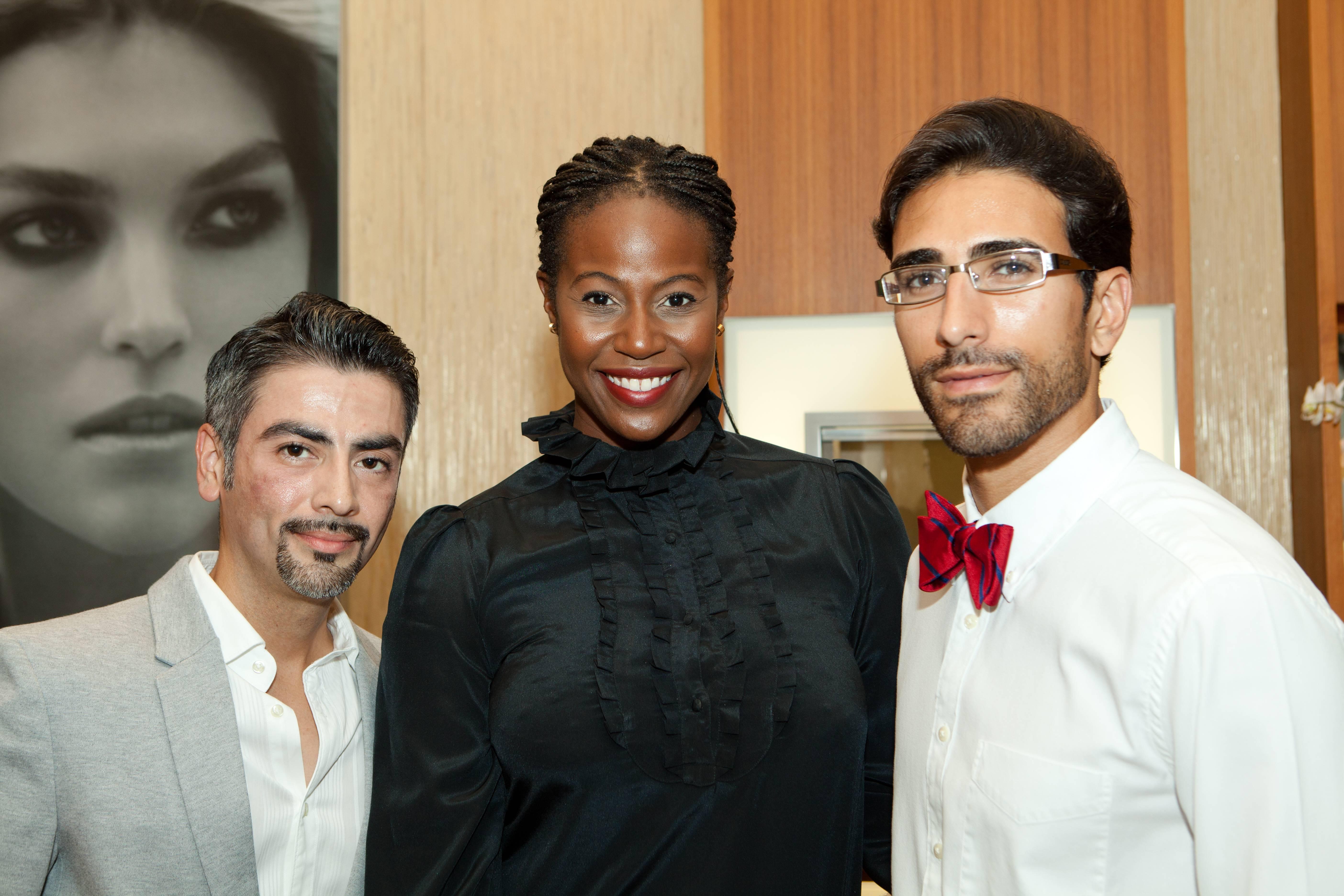 Carlos Castillo,Tiffany Norman, Juan Franco