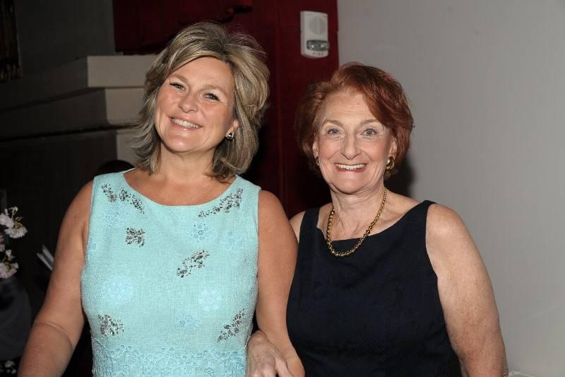 Cynthia McFadden, Inez Weinstein