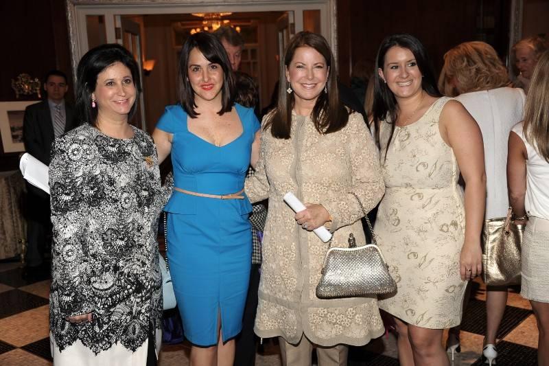 Elyse Newhouse, Tracey Doolin, Ellen Crown, Jill Vanzino