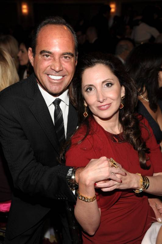 Tony Scardino, Pauline Arama-Olsten