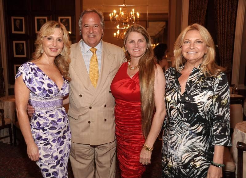 Linda Argila, Stewart Lane, Bonnie Comley, Debra Halpert