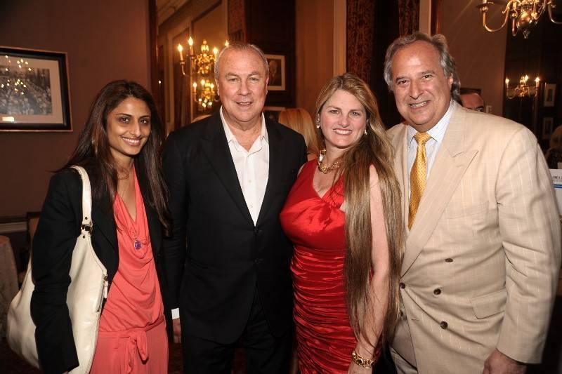 Pinki Patel, Robert Wilson, Bonnie Comley, Stewart Lane