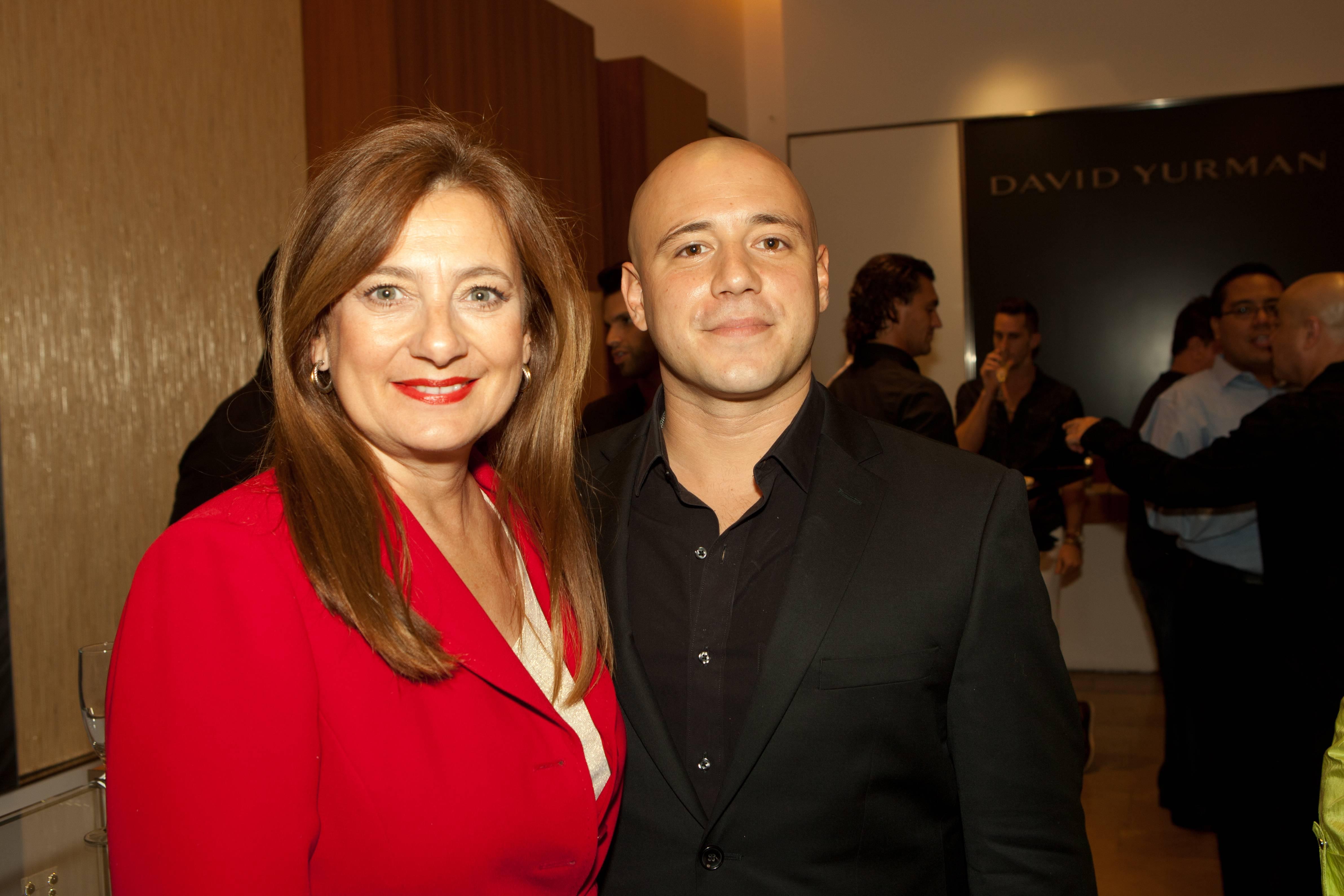 Debra Talarico,Kristopher Talarico