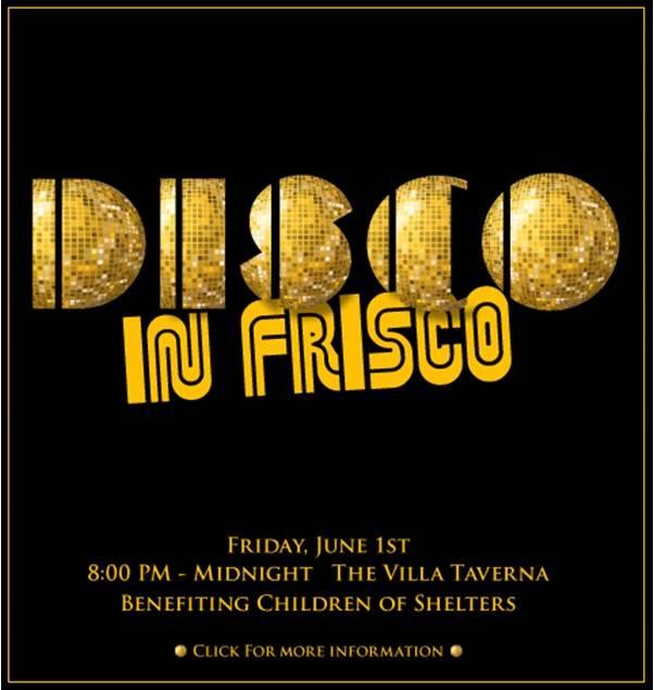 Disco in Frisco Invite – 6.1.12