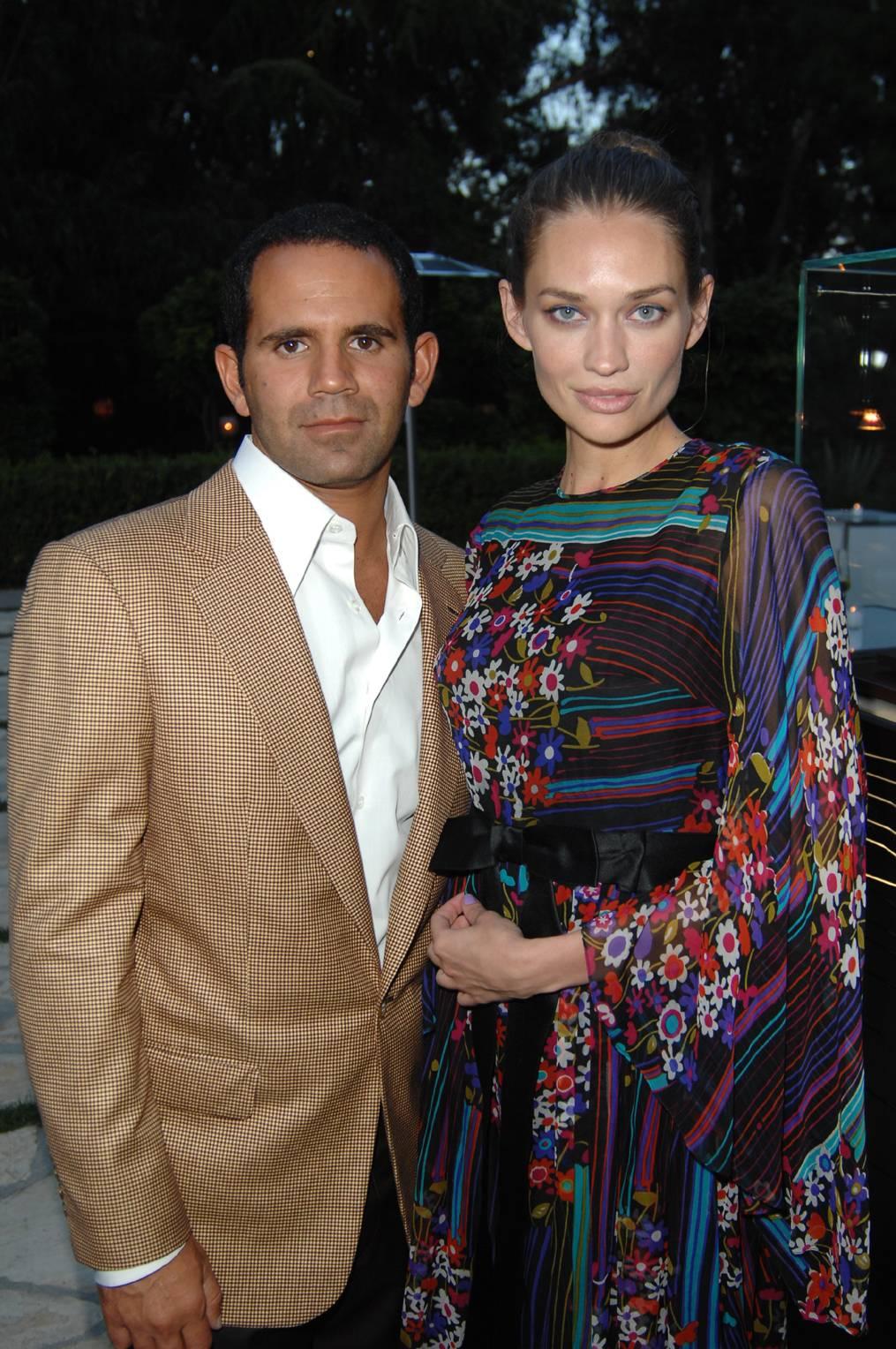 Eduardo Moises and Amber Arbucci