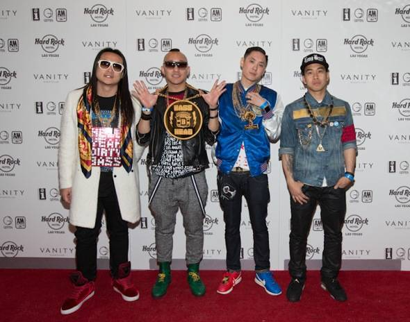 Far East Movement 5.20 Photo Credit Erik Kabik