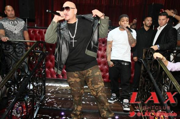 Fat Joe Performance_LAX Nightclub