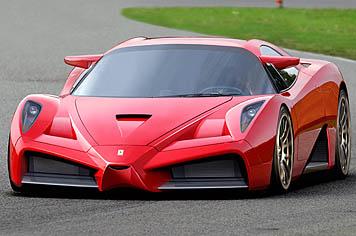 """Ferrari """"Green Enzo"""""""
