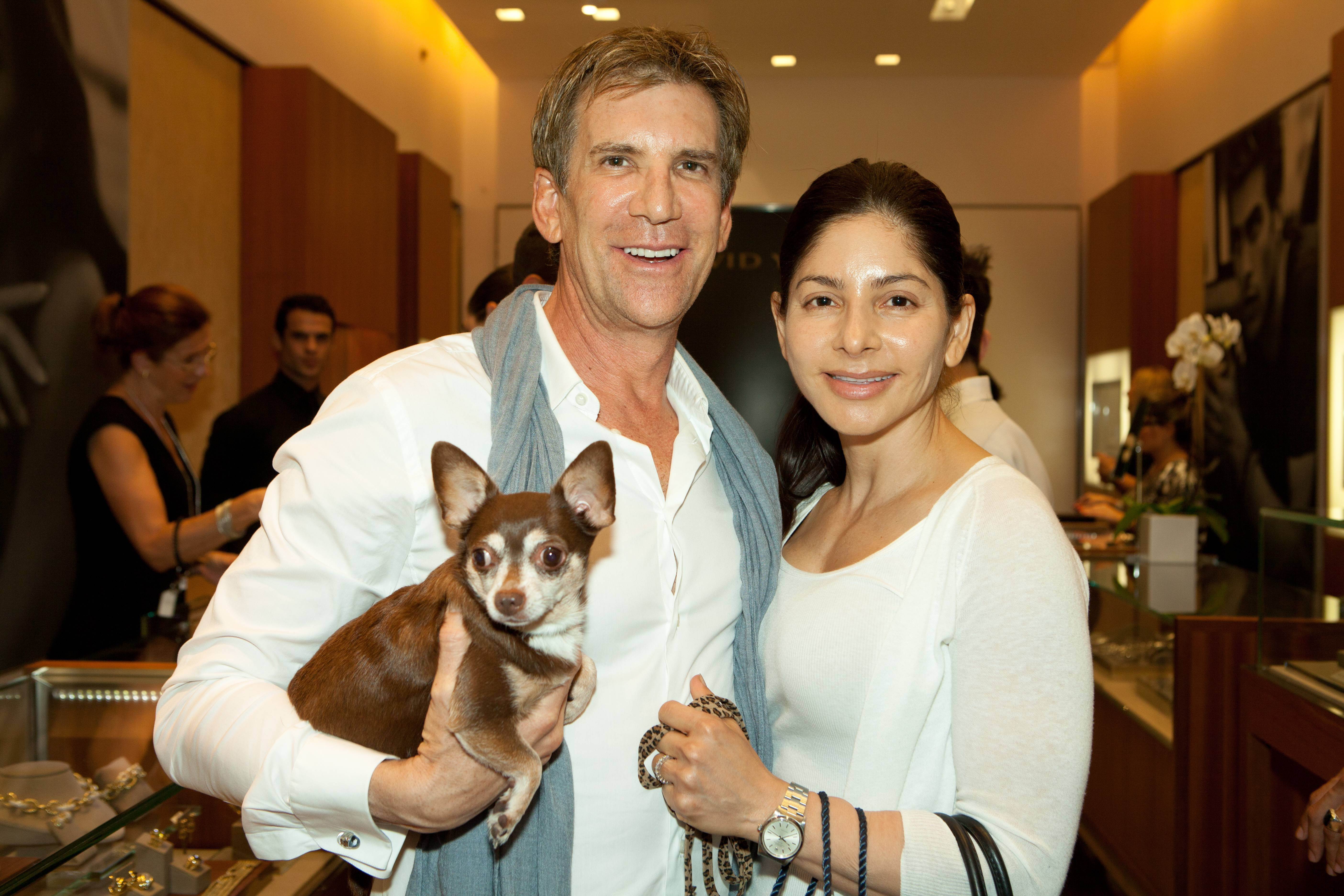Jonathan & Patricia Wish