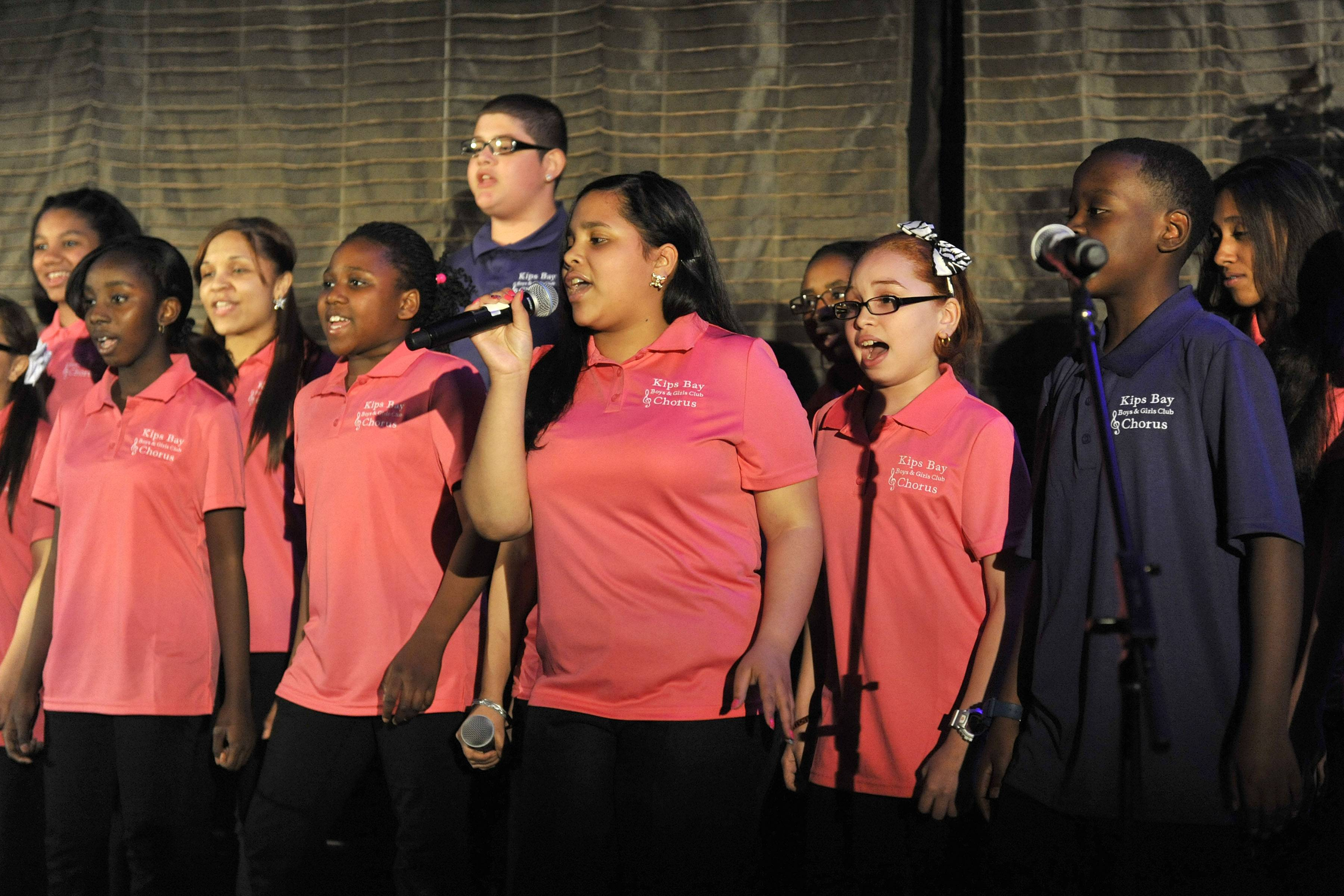 Kips Bay Boys & Girls Club Chorus