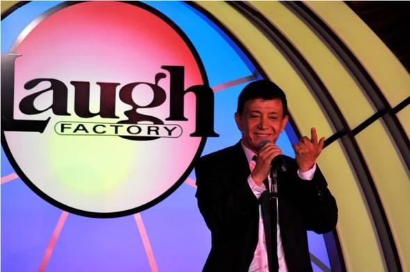 Laugh Factory Owner Jamie Masada