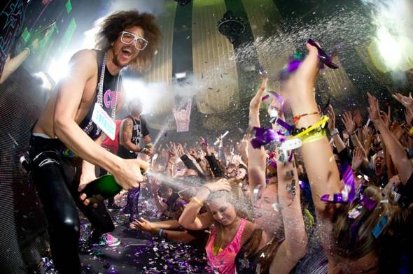 Marquee Redfoo
