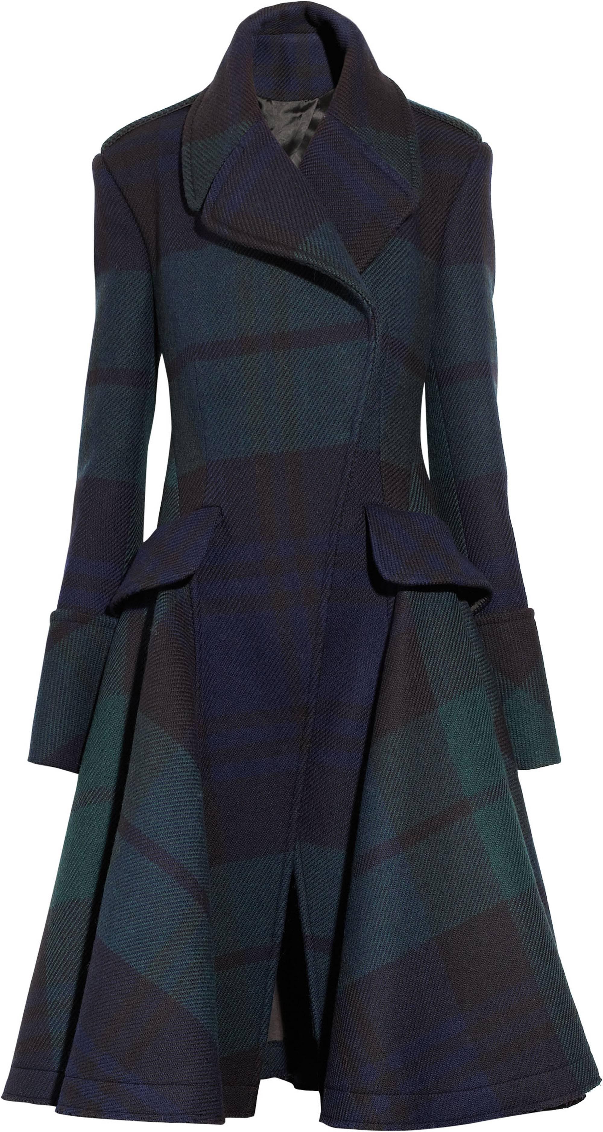 McQ Alexander McQueen Coat NET-A-PORTER