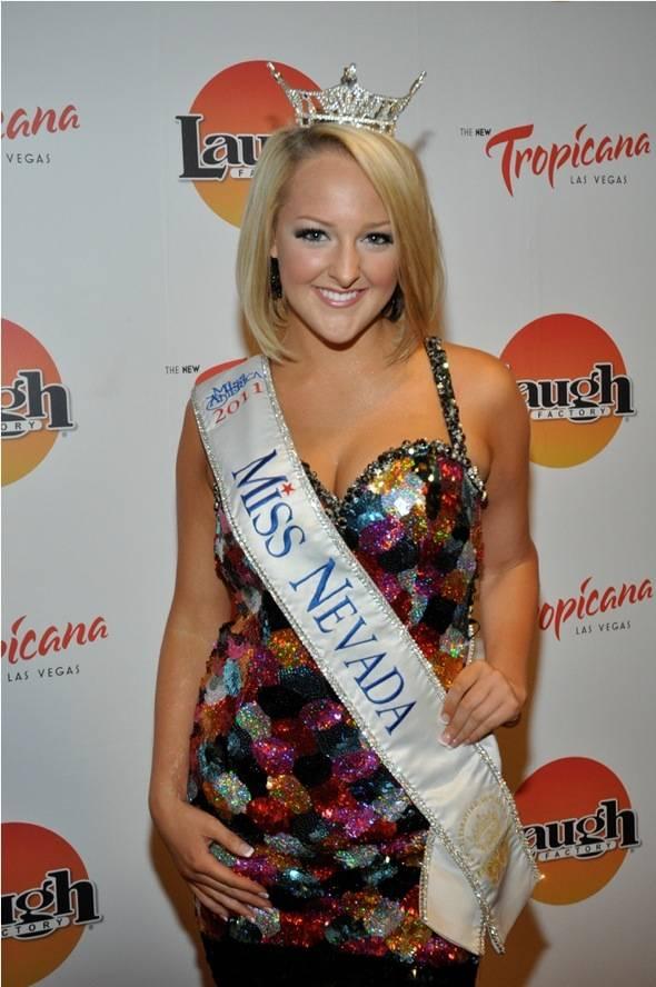 Miss NV Alana Lee