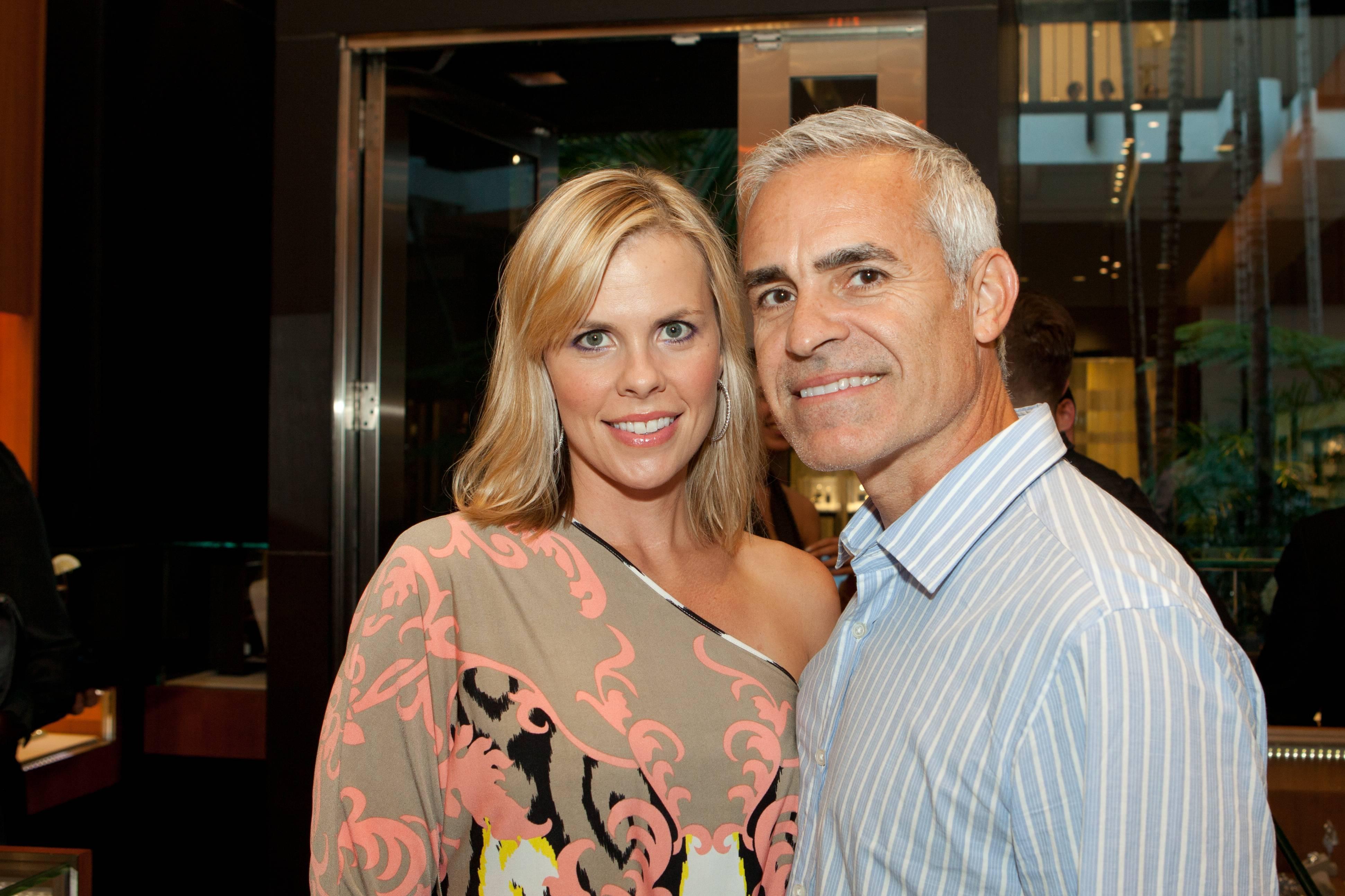 Rolando & Sarah Bazail