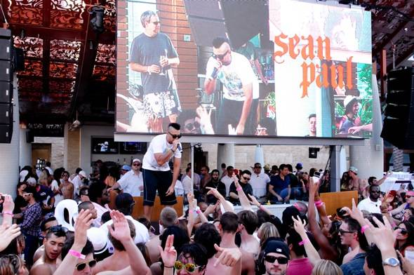 Sean Paul_Marquee Dayclub