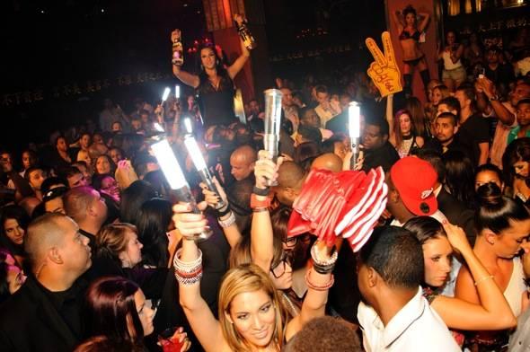 TAO Bottle Presentation_Drake concert after party