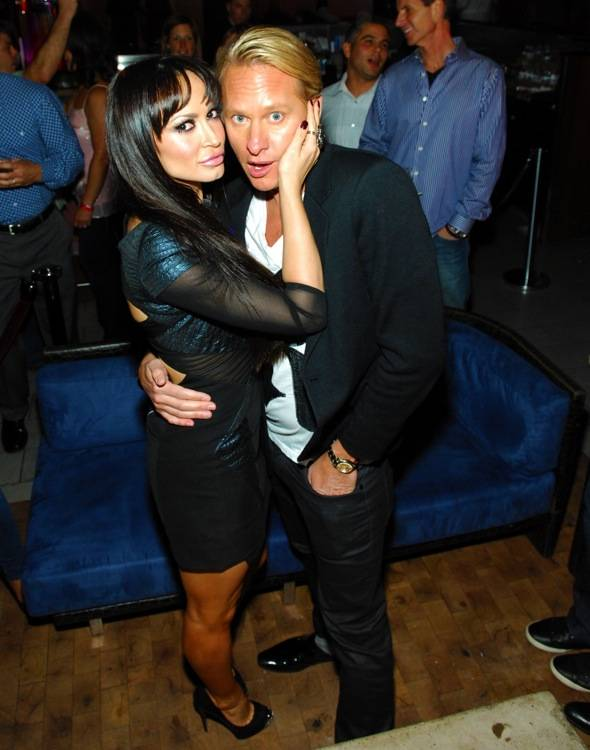 Tabú - Karina Smirnoff and Carson Kressley - 5.19.12