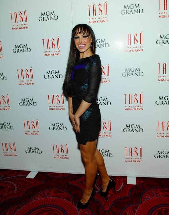 Tabú - Karina Smirnoff on Carpet - 5.19.12