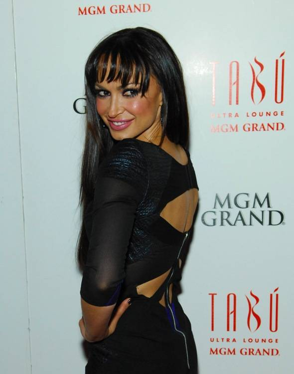 Tabú - Karina Smirnoff on Carpet1 - 5.19.12