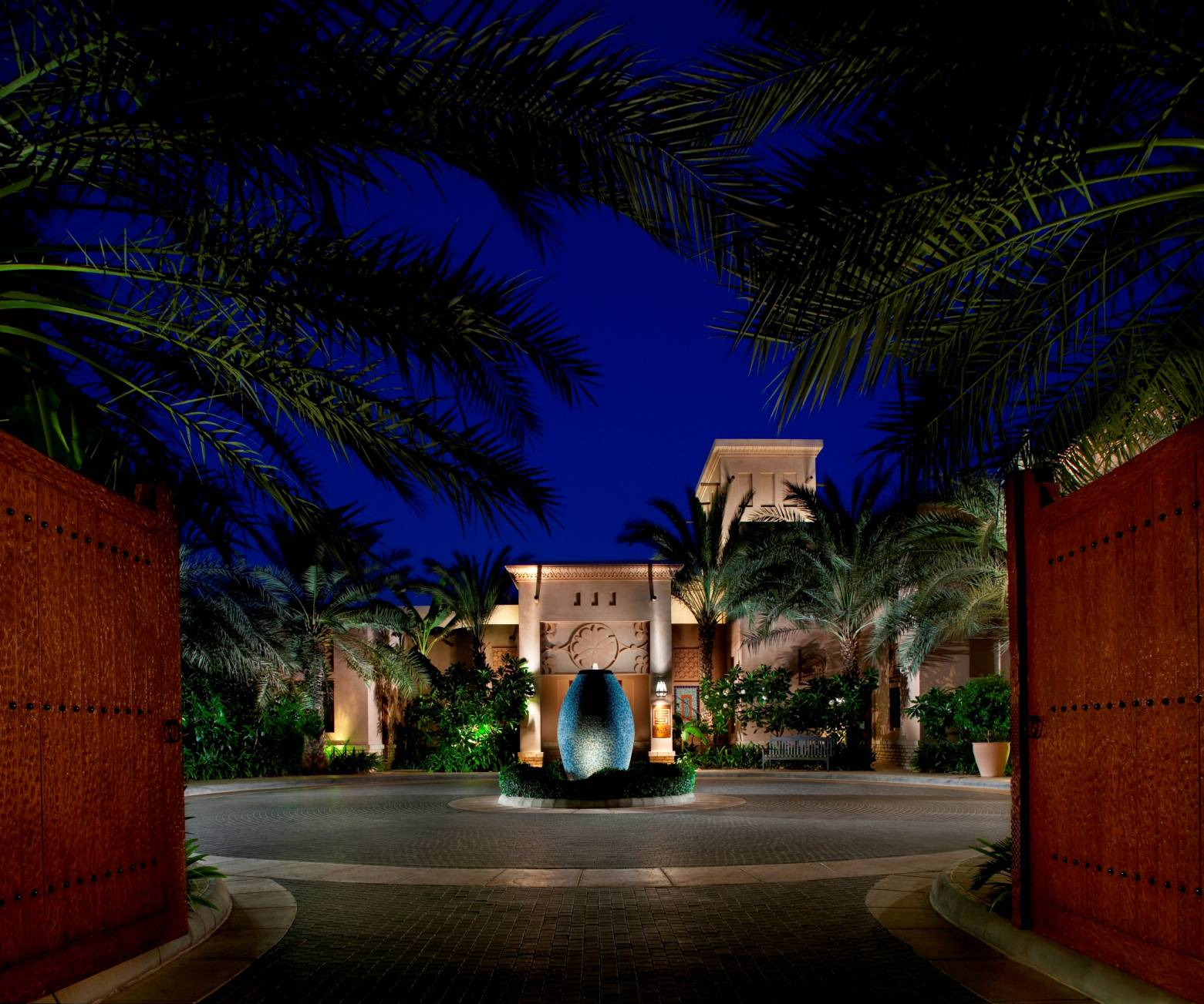 Talise Spa Madinat Jumeirah Exterior