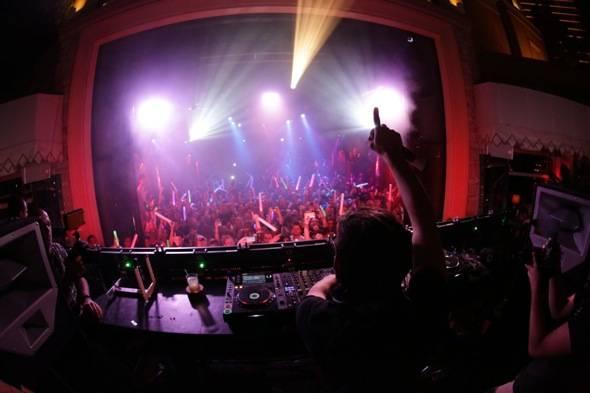 Tryst Nightclub - Skrillex