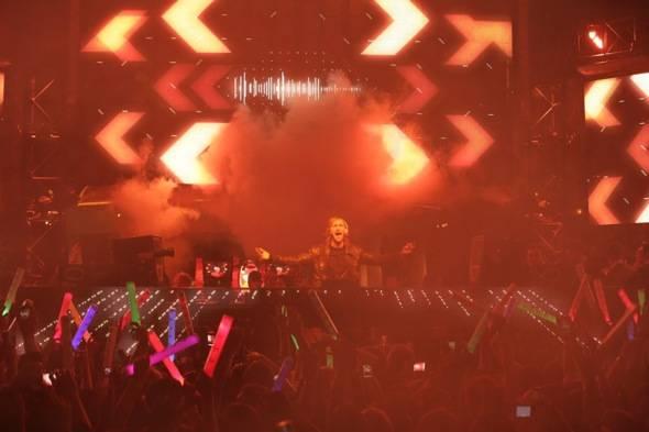 XS - David Guetta - 5.28.12