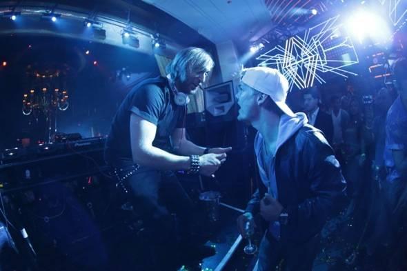 XS - David Guetta Avicii - 5.28.12