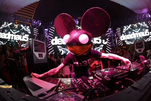 XS – deadmau5 2 – The Veldt release party – 5.6.12