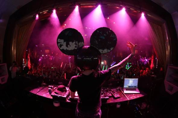XS - deadmau5 6 - The Veldt release party - 5.6.12