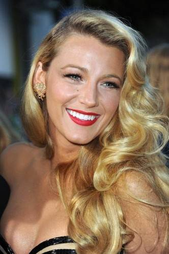 Blake Lively/Getty Images