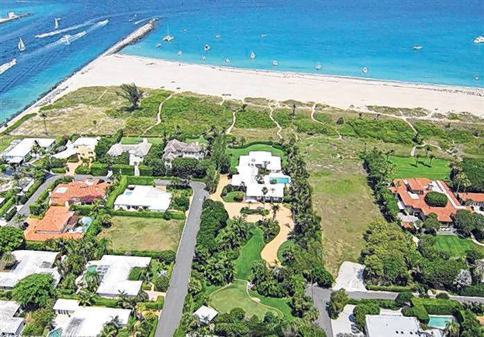 Robert E. Rich Jr. Sells Palm Beach Mansion for $14.35 Million ...