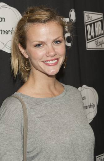 Brooklyn Decker performs at Montblanc Presents the 24 Hour Plays