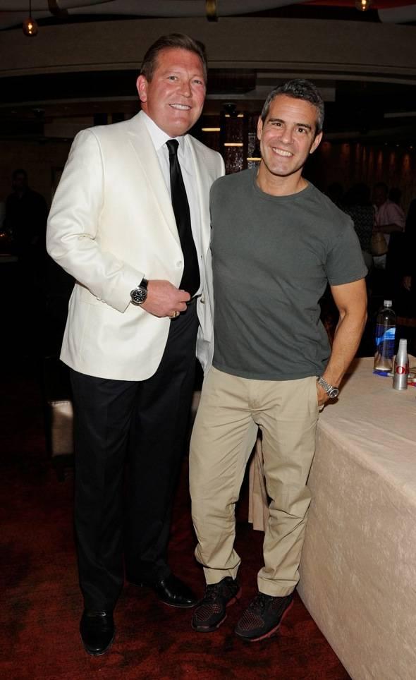 Andy Cohen & John Unwin