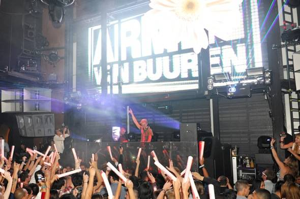 Armin Van Buuren at Marquee_EDC Week