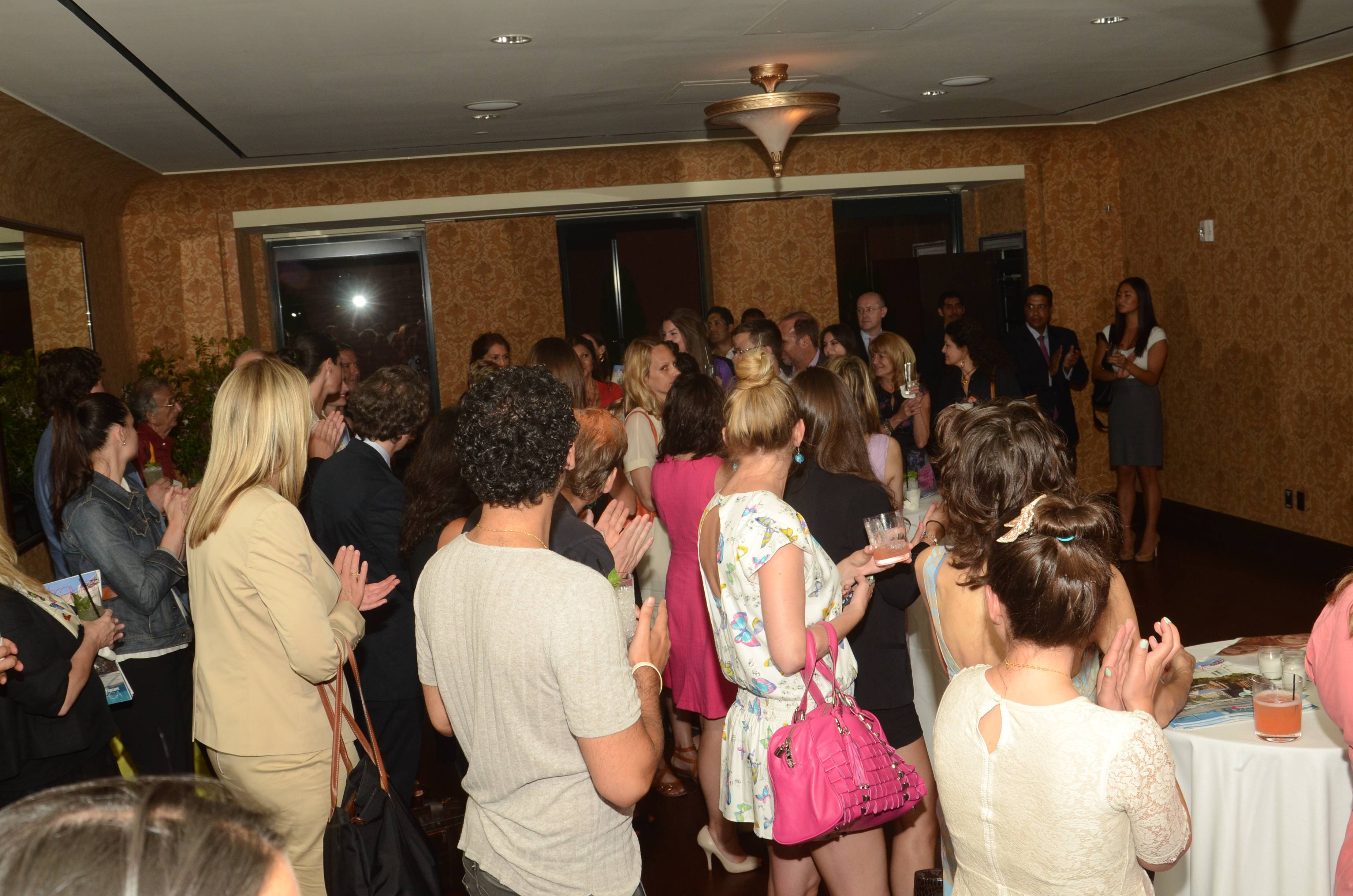 Atmosphere at U.S. Launch of Ultratravel Magazine (4)