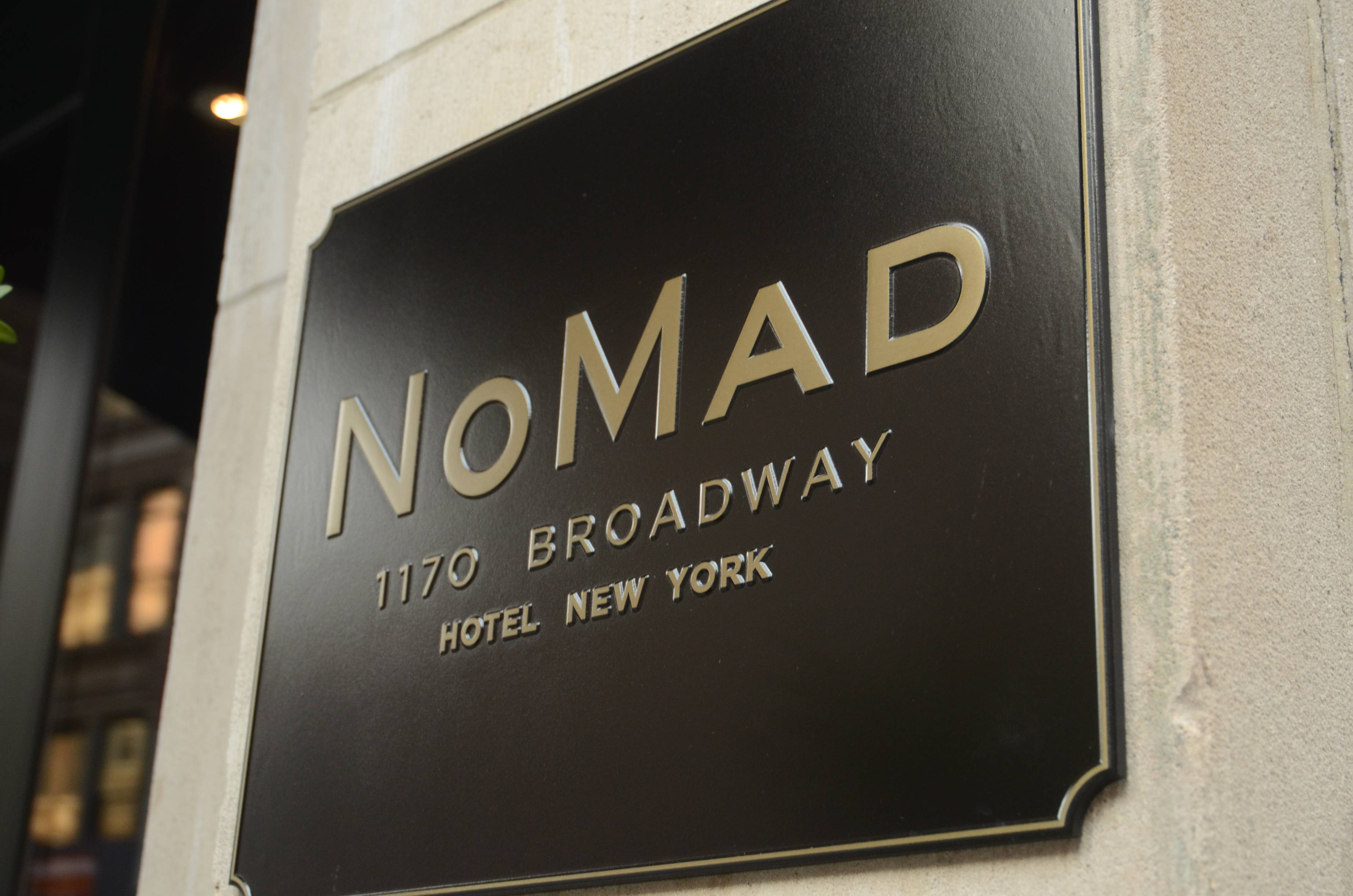 Atmosphere at the NoMad Hotel