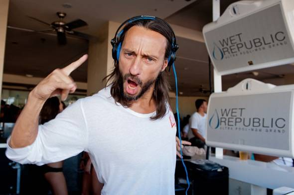 Bob Sinclar_WET REPUBLIC