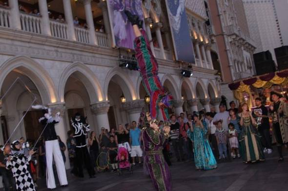 Carnevale characters