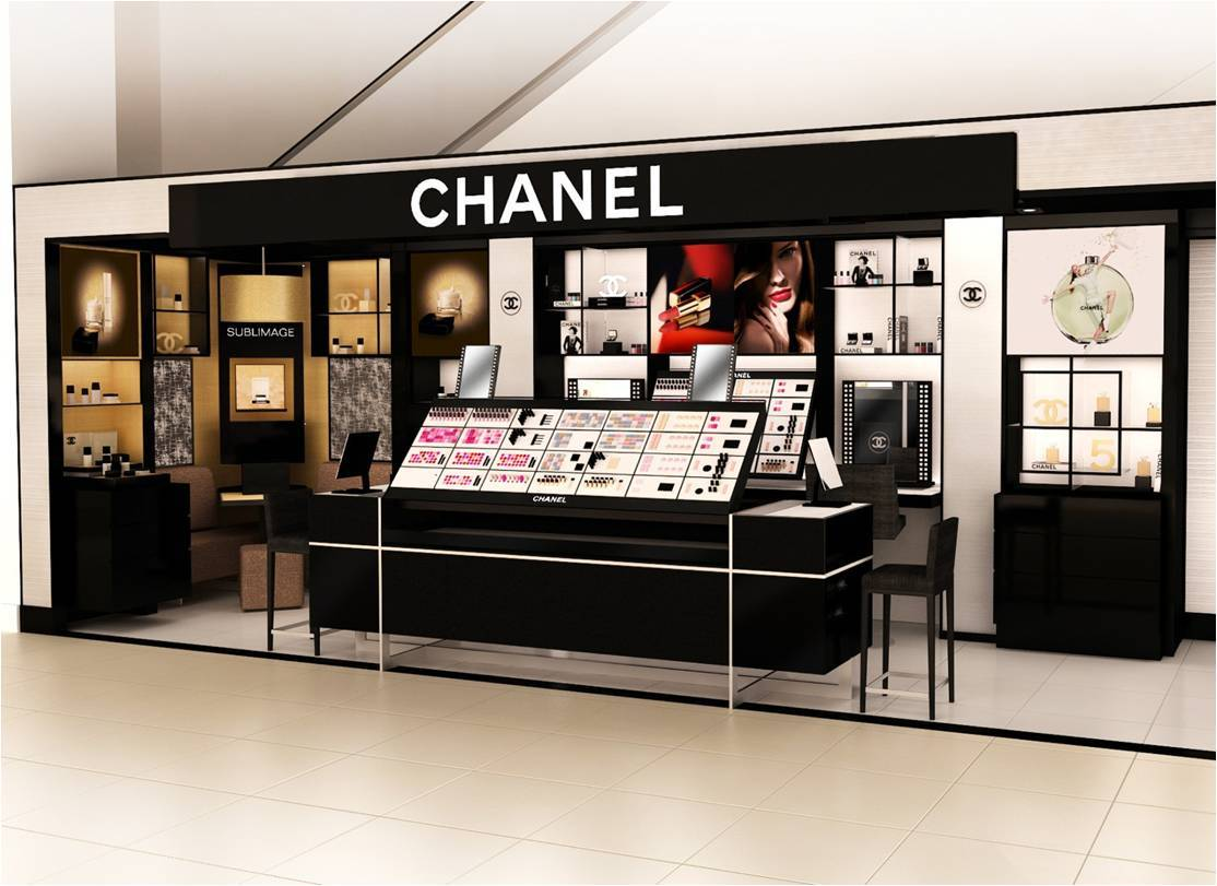 Chanel To Open New Beauty Shop Inside Saks 5th Avenue On