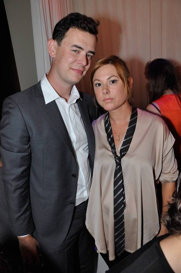 Colin Hanks_Samantha Bryant_PURE Nightclub
