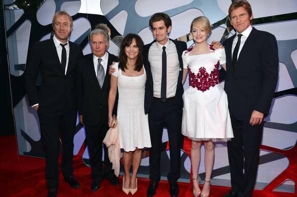 The Amazing Spiderman cast